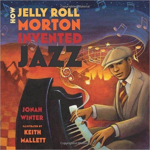 Jelly Roll Morton Book