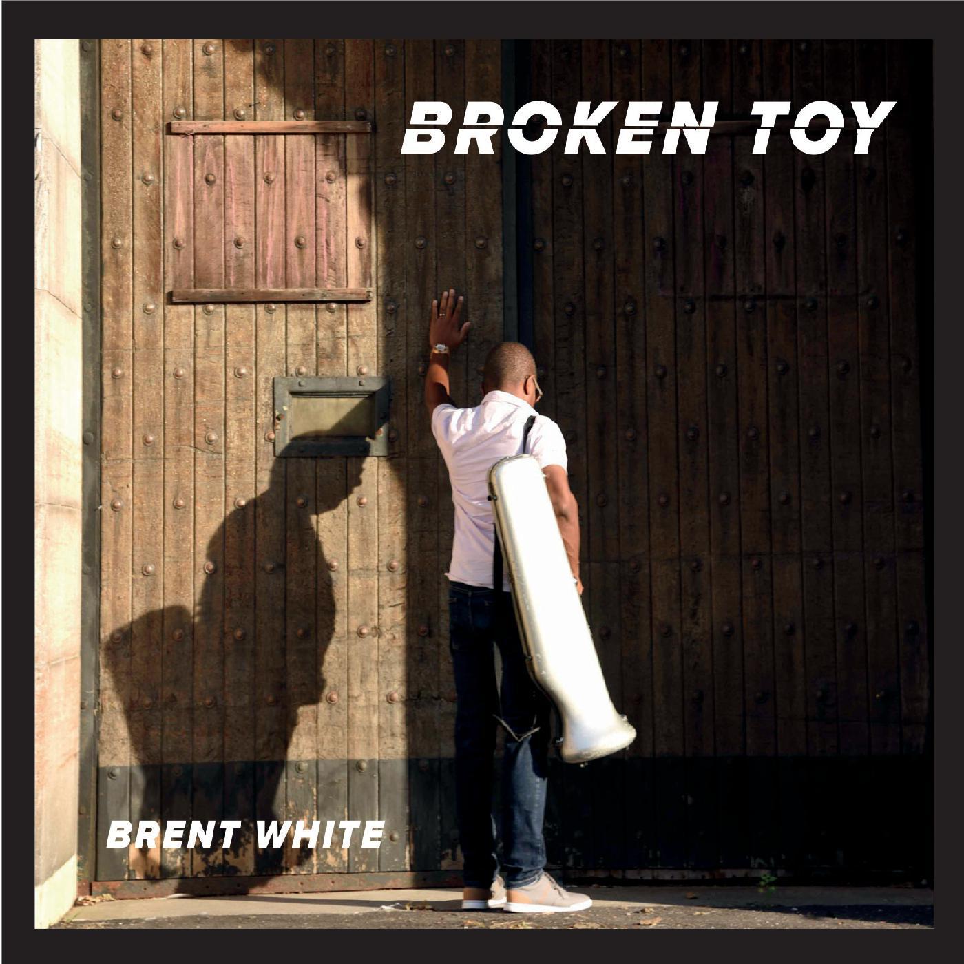 Brent White CD Cover