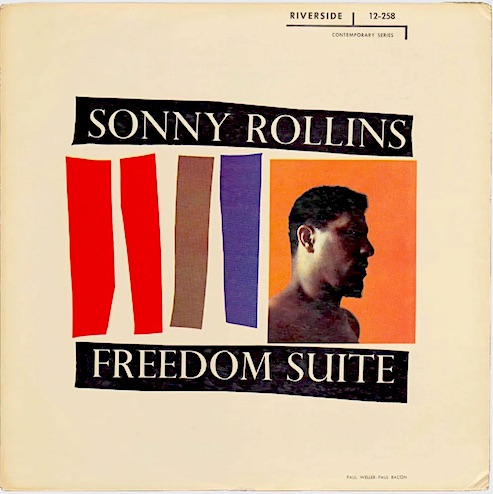 Original Freedom Suite Album Cover