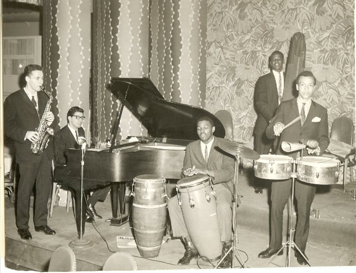 Milford Graves Queens 1961