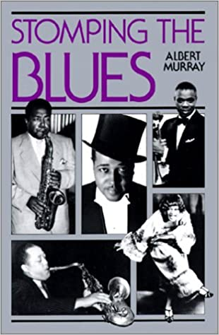 Stomping The Blues Book Cover