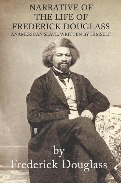 Frederick Douglass Book Cover