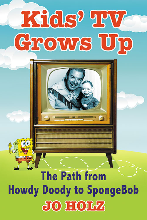 Kids' TV Grows Up Book Cover