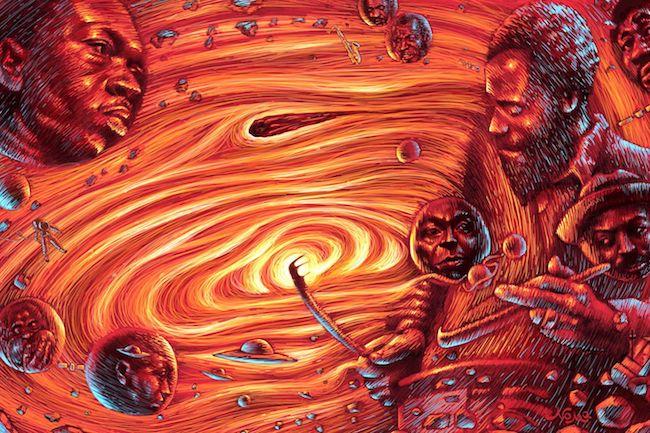 NOMO - Interstellar Space