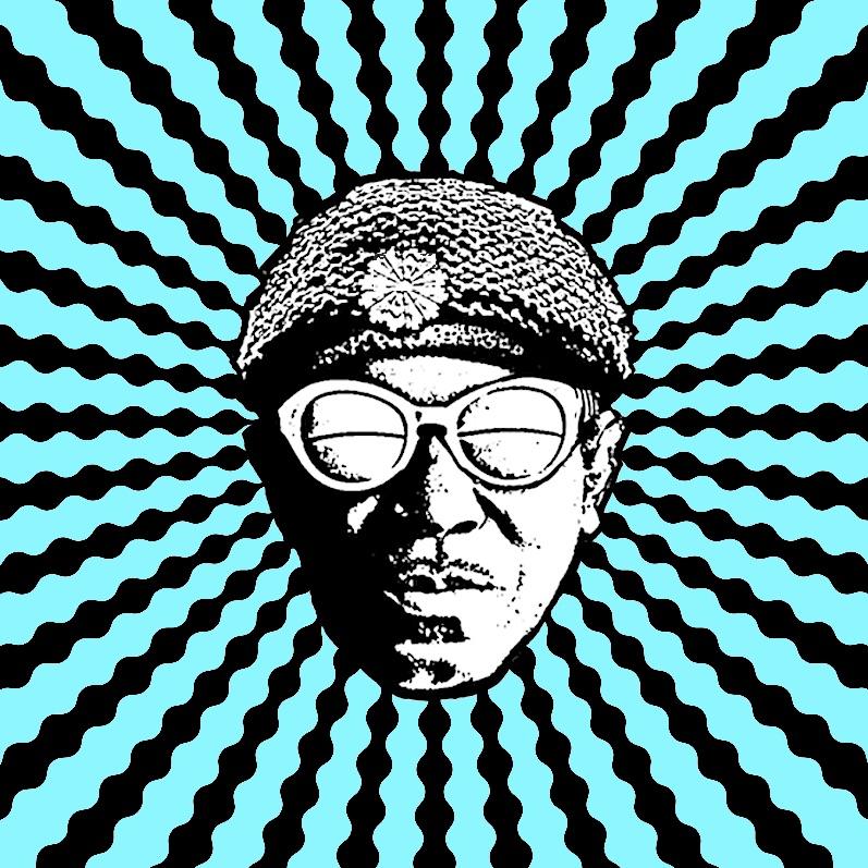 Sun Ra Psychedelic Head 2
