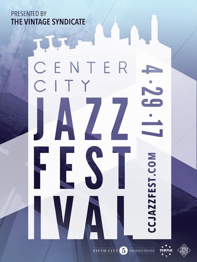 CC Jazz Fest Poster