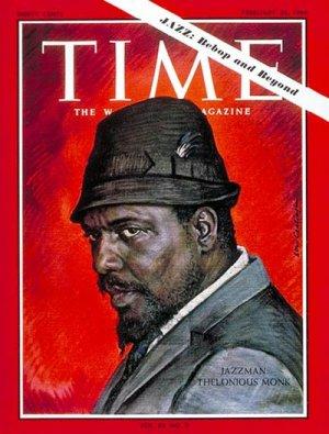 Thelonious Monk Time Magazine